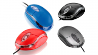 mouse optico usb 800 dpi cabo 1.50mts